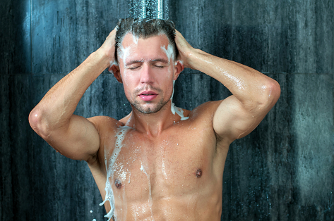 Confidence 52! Checklist Taking a Cold Shower First Thing in the Morning