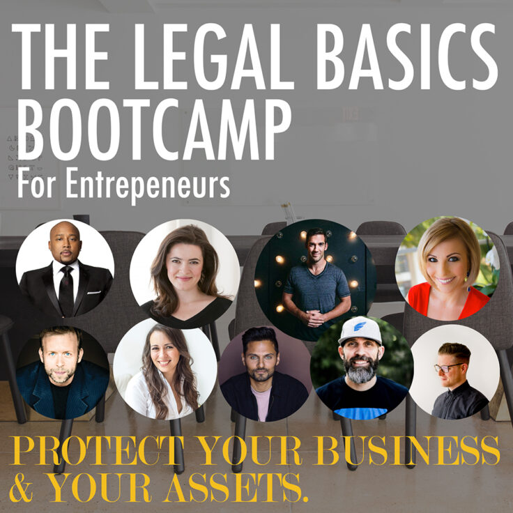 How to confidently protect your business online Legal Basics Bootcamp Ep.17