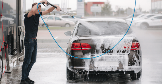 Cleaning and maintaining your car will help boost your confidence Ep.14