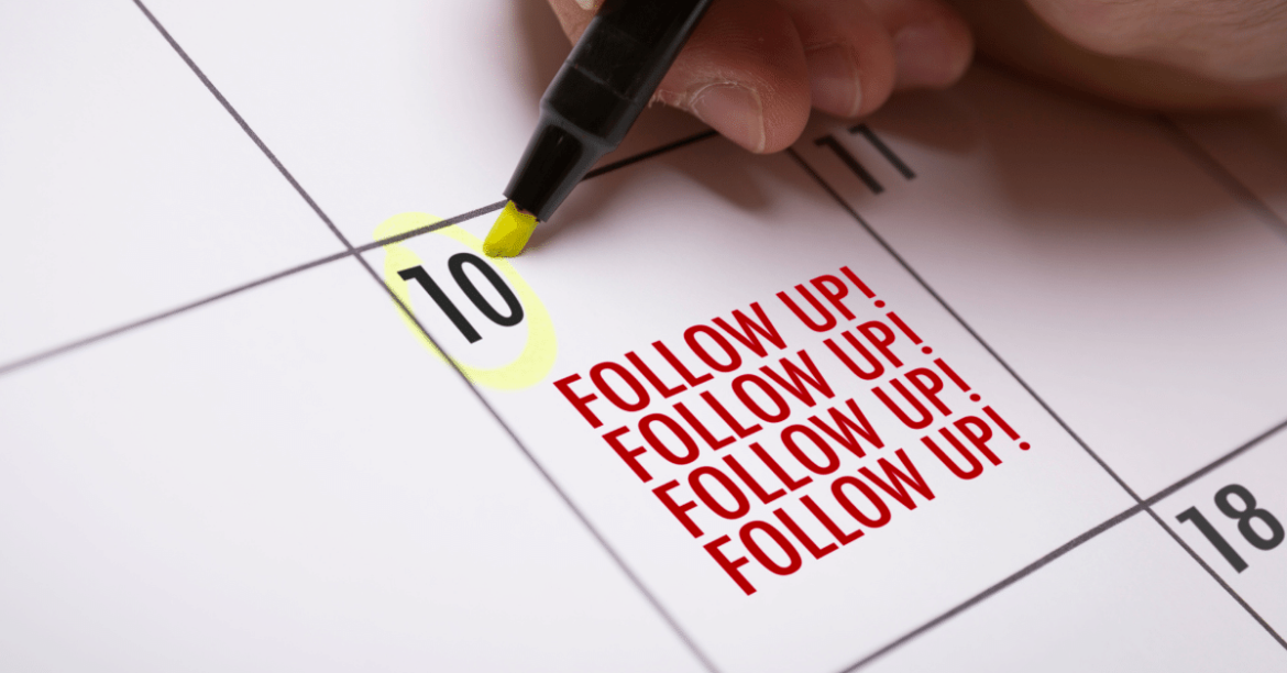 How Authentic Follow Up Will Get You More Yeses Ep.19
