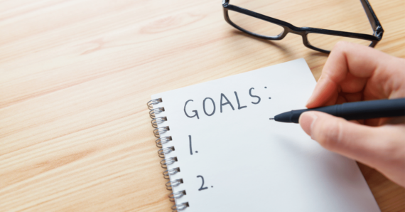 How Setting and Reviewing your Goals will help you boost your confidence! Ep.009