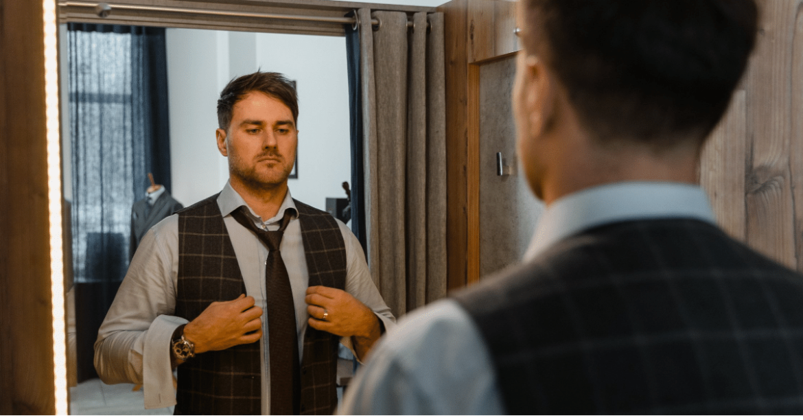 Taking Care of your Clothing will boost your Confidence