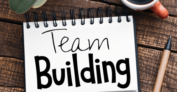 Building your Team' will help you boost your confidence Ep.13